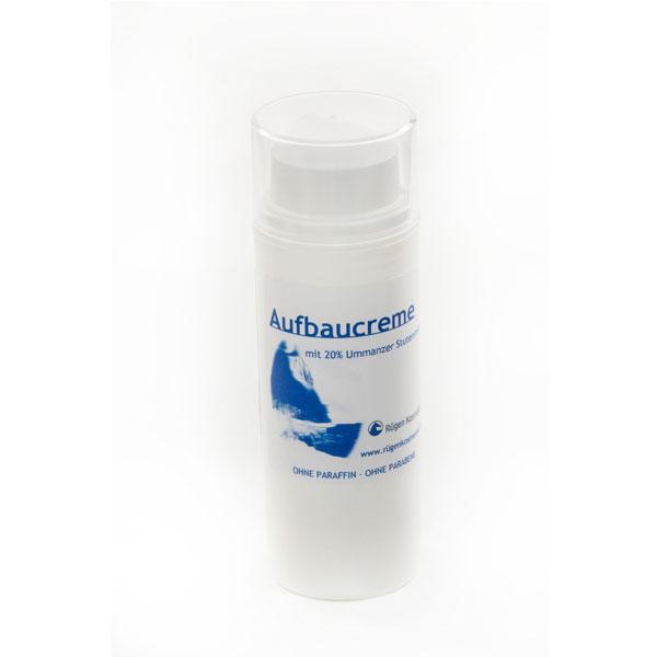 Aufbaucreme mit 20% Stutenmilch und Sanddornöl von Rügen Kosmetik auf Ummanz