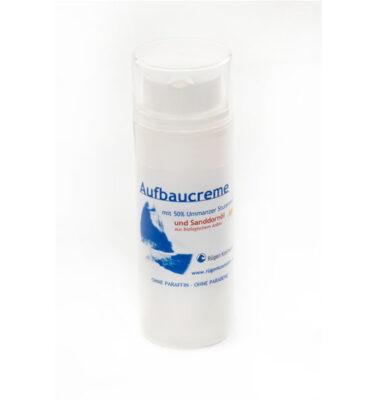 Aufbaucreme mit 50% Stutenmilch und Sanddornöl von Rügen Kosmetik auf Ummanz