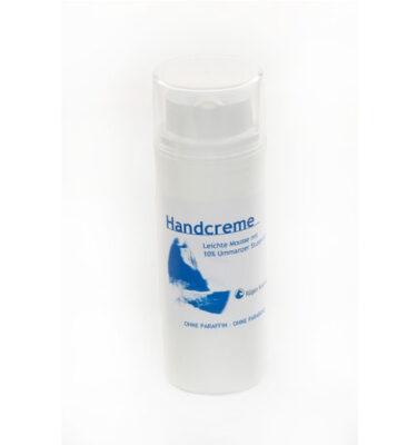 Handcreme mit 10% Stutenmilch von Rügen Kosmetik auf Ummanz