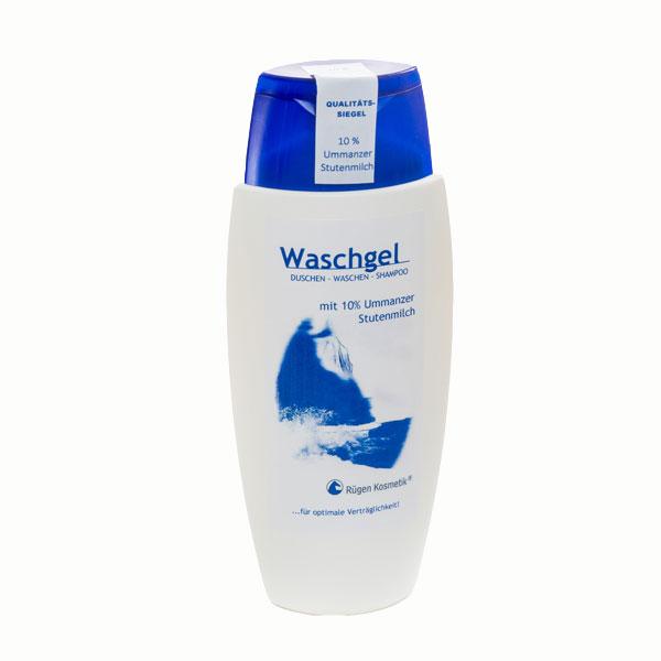 Waschgel mit 10% Stutenmilch von Rügen Kosmetik auf Ummanz