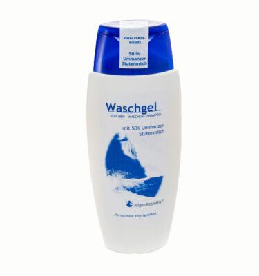 Waschgel mit 50% Stutenmilch von Rügen Kosmetik auf Ummanz