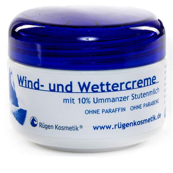 Wettercreme mit 10% Stutenmilch von Rügen Kosmetik auf Ummanz
